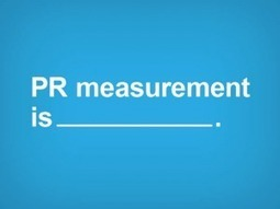 PR Measurement: Don't Get Swamped By Your Data | PR & Communications daily news | Scoop.it
