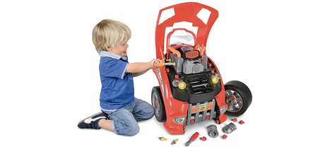 This Playset Teaches Your Kids How to Take Care of a Real Car | News we like | Scoop.it