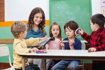 LANGAGE: Les bénéfices d'une éducation musicale précoce - UdM et ... - santé log   Acquisition de l'écriture   Scoop.it
