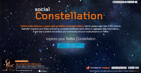 Social constellation | Cabinet de curiosités numériques | Scoop.it