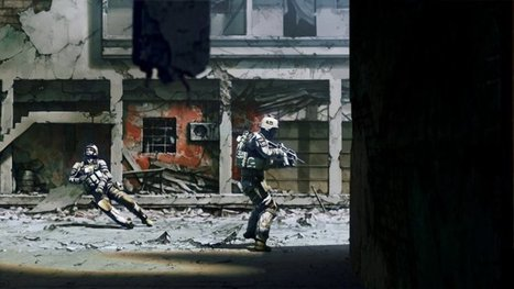 The War Video Game That We Need May Finally Be On Its Way - Kotaku | Future Important Technologies | Scoop.it