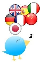 40+ usuarios de Twitter para aprender una lengua extranjera | Sociología Contemporánea | Sinapsisele 3.0 | Scoop.it