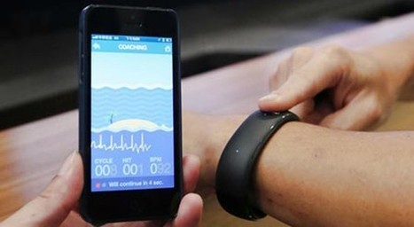 Foxconn demos iPhone-friendly smartwatch with health sensors | Quantified Self Technology | Scoop.it