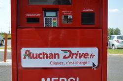 Auchan Drive : les chiffres clés | Drive : concept à succès | Scoop.it