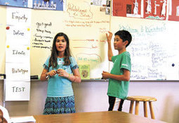 Learning by design: North Star Academy students work with Workshop Education - San Mateo Daily Journal | pedagogy | Scoop.it