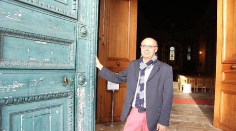 La Roche-sur-Yon L'étanchéité de l'église Saint-Louis pas avant 2017 | L'observateur du patrimoine | Scoop.it