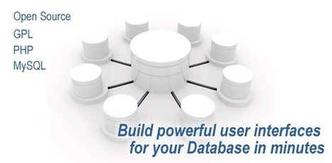Logiciel professionnel gratuit Xataface v 2.03 2013 licence gratuite FRAMEWORK PHP Générateur automatique de formulaires listes et menus | Nuage de mots | Scoop.it