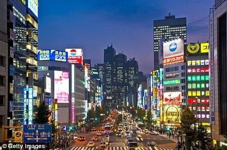 Une ville de sauvegarde en cas de tremblement de Terre à Tokyo - Japon Voyage | Japan Tsunami | Scoop.it