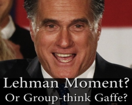 Romney a Victim of Group-Think in Libya Blunder | Coffee Party News | Scoop.it