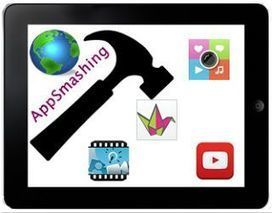 AppSmashing to Share & Publish Student Work Globally  | Cool Tools for 21st Century Learners | Edtech PK-12 | Scoop.it