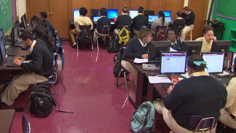 Eye On Education: 'Virtual High School' Opens Doors To Students - CBS Local | eLearning and Education | Scoop.it