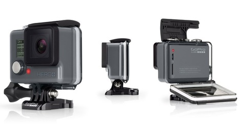GoPro adds a more affordable wireless actioncam, with the Hero+ | Real Estate Plus+ Daily News | Scoop.it