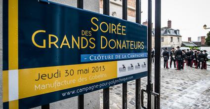 L'École polytechnique à l'heure du fundraising | Paris-Saclay | Fundraising | Scoop.it