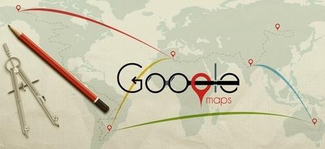4 formas exprimir de Google Maps con otros servicios de Google | Google Tresnak | Scoop.it