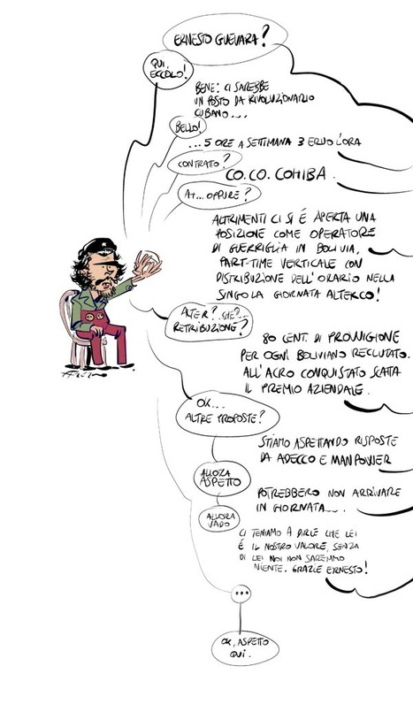 flaviano's: della professione di fumettista: appendice al nuovo Male | DailyComics | Scoop.it