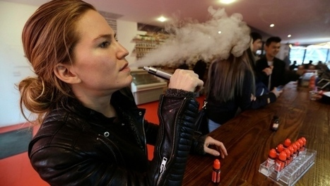 Vaping to be regulated by Health Canada | Health & Life Extension | Scoop.it