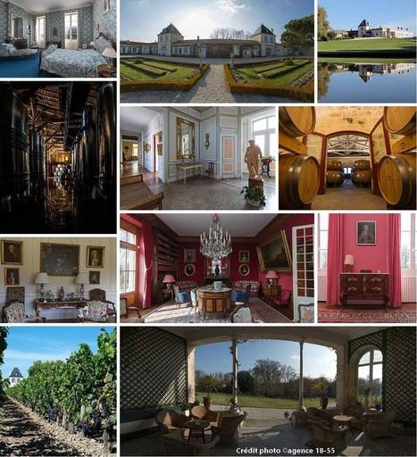 Paveil de Luze, 1er domaine viticole bordelais sur Airbnb   Revue de presse Pays Médoc   Scoop.it