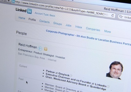 Los 10 grandes errores de los usuarios en LinkedIn | HR | Scoop.it