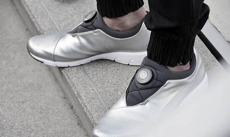 BMW designer ultramoderne sneaker med bilreferencer | Fagkonsulenten | Scoop.it