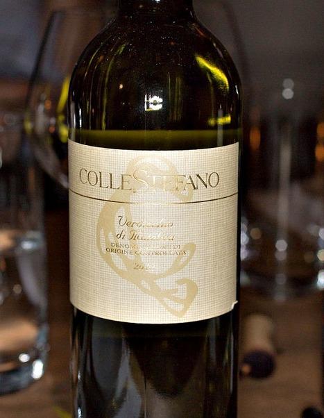 2012 Collestefano Verdicchio di Matelica | Wines and People | Scoop.it