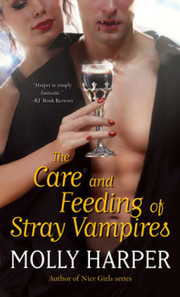 The Care and Feeding of Stray Vampires by Molly Harper | Tynga's ... | Vampires | Scoop.it