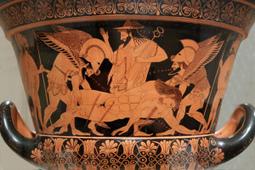 Ancient Death Scenes: Gorgias on Sleep and His Brother (Aelian, Varia Historiia 2.30) | LVDVS CHIRONIS 3.0 | Scoop.it