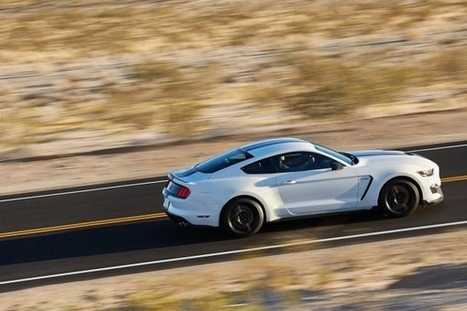 2015-'16 Ford Mustang Shelby GT350 Churns Out 526 HP - Edmunds.com | California Flat Track Association (CFTA) | Scoop.it