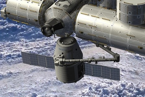 SpaceX Wins Preliminary NASA Approval Of Launch Abort System | Space matters | Scoop.it