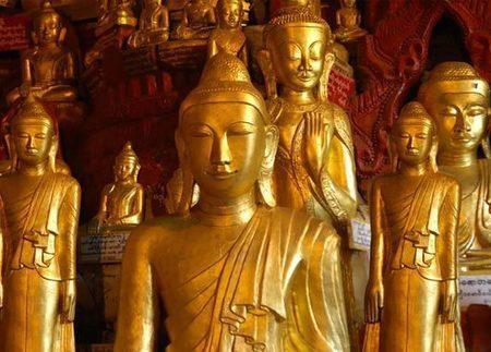Guide de voyage La Grotte sacrée de Pindaya | Voyage Vietnam, Laos, Cambodge et en Birmanie | Scoop.it