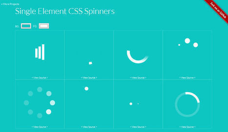 9 Creative CSS3 Animation Tools You Should Bookmark | SmashingApps.com | CSS3 et HTML5 pratiques | Scoop.it