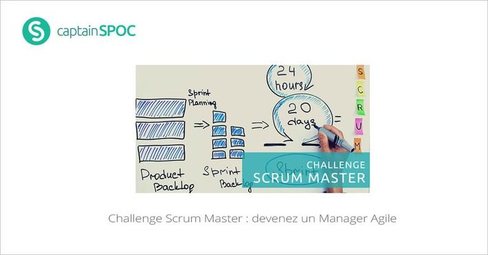 [Today] SPOC Challenge Scrum Master : devenez un Manager Agile | MOOC Francophone | Scoop.it