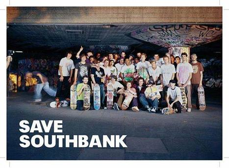 Long Live The Southbank Skate Park ! | Action sports | Scoop.it