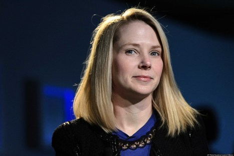 Leadership Lessons for Marissa Mayer - Huffington Post   Definition of Leadership   Scoop.it
