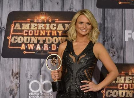 Miranda Lambert Gets A Star On Nashville's Music City Walk Of Fame | Country Music Today | Scoop.it