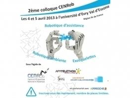 CEN Robotique | e-santé (télémédecine, télésanté) | Scoop.it