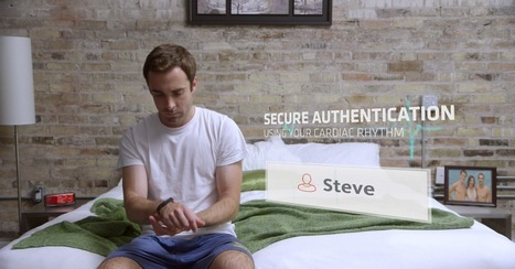 This Wristband Will Use Your Heartbeat to Unlock Your Bitcoin Wallet | ToRead | Scoop.it