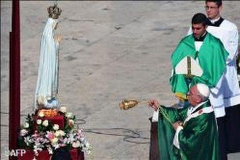 Pape François : apprenons de Marie à nous laisser surprendre par ... - Aleteia | Renouveau Charismatique | Scoop.it