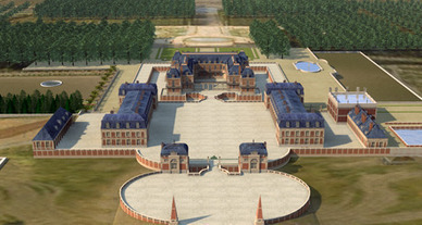 Versailles en 3D | Architecture pour tous | Scoop.it