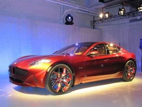 After fixing '250 bugs,' Fisker electric cars will resume production — in Finland | startups, crowdfunding, startup entrepreneurs | Scoop.it