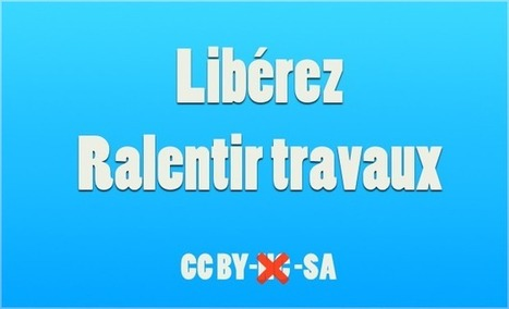 Libérez Ralentir travaux | usage citoyen d'internet | Scoop.it