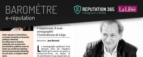 e-réputation d'Yves Durand, le muséographe de Chaplin's World | E-réputation et identité numérique | Scoop.it
