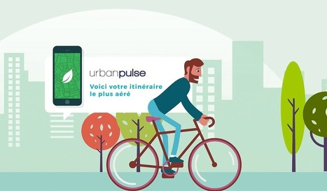 Urban Pulse, l'application mobile qui rend la ville plus simple et plus circulaire | Médiations numérique | Scoop.it