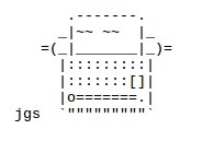 Keyboard Art | Ululating Undulating Ungulate | ASCII Art | Scoop.it