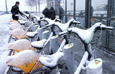 Bikes for rent in Brussels, Belgium « Hungeree | Mobile Usability | Scoop.it