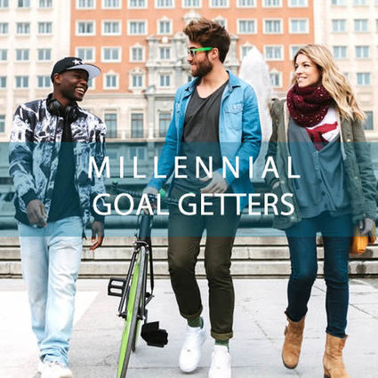 MILLENNIAL GOAL GETTERS | Culturational Chemistry™ | Scoop.it