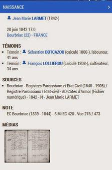 D'Arverne et d'Armorique: La gestion des sources dans ma généalogie | Rhit Genealogie | Scoop.it