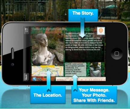 Augmented Reality Meets Location-based Social Networking TagWhat Overview - Technorati Blogging | Communication tomorrow | Scoop.it