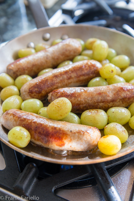 Sausages and Grapes - Salsicce all'uva | Le Marche and Food | Scoop.it
