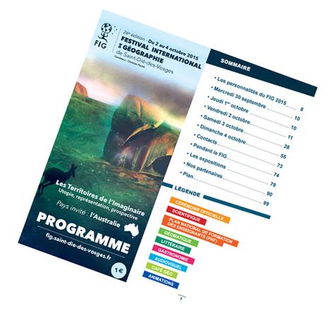 Festival International de Géographie - Accueil   GeoWeb OpenSource   Scoop.it
