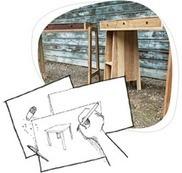 Api'up transforme les déchets en mobilier design - Journal de l'environnement | Divers | Scoop.it